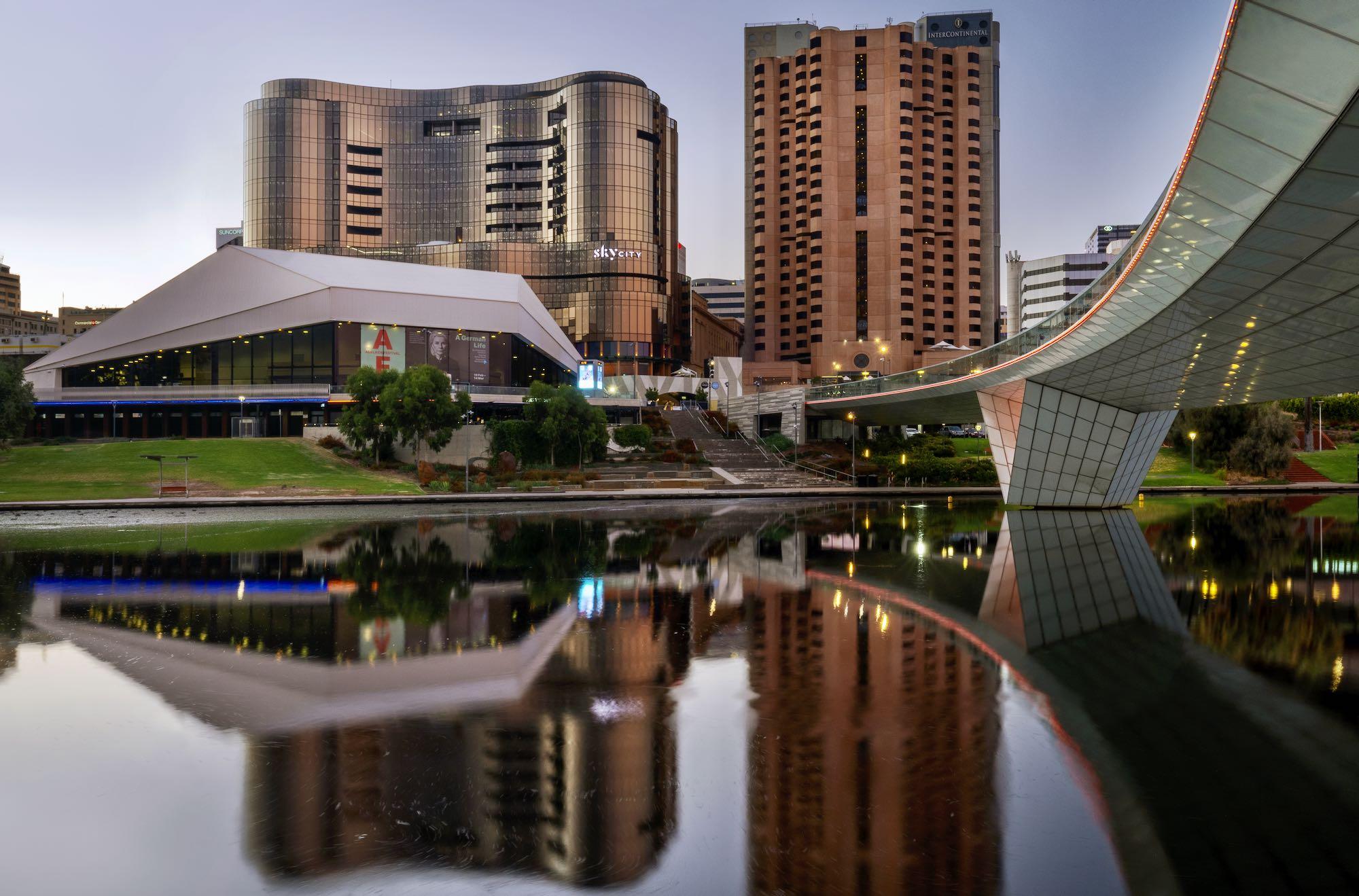 Adelaide SkyCity Casino Upgrade